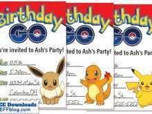 83 Online Free Printable Pokemon Card Template Photo for Free Printable Pokemon Card Template