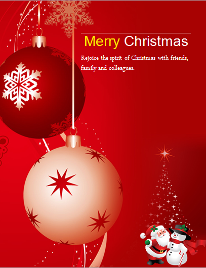 83 Printable Christmas Flyers Templates Templates for Christmas Flyers Templates