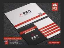 83 Report Clean Business Card Template Free Download PSD File with Clean Business Card Template Free Download