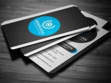 83 Standard Business Card Template Envato With Stunning Design for Business Card Template Envato