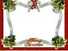 83 The Best Christmas Card Border Template Free in Photoshop with Christmas Card Border Template Free
