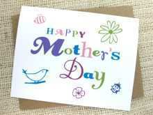 83 The Best Mother Day Card Design Handmade in Photoshop for Mother Day Card Design Handmade