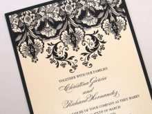 Wedding Card Templates In Pakistan