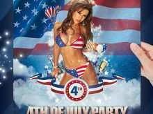 84 Adding 4Th Of July Party Flyer Templates With Stunning Design with 4Th Of July Party Flyer Templates