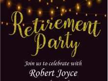 84 Adding Invitation Card Format For Retirement Party in Photoshop with Invitation Card Format For Retirement Party