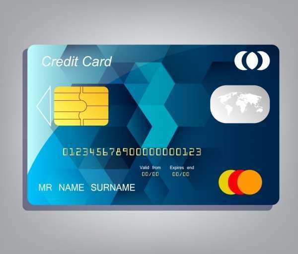 84 Best A Credit Card Template For Free by A Credit Card Template