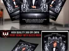 84 Blank Black And White Party Flyer Template in Word with Black And White Party Flyer Template
