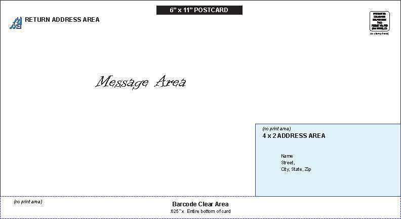 84 Create 6X11 Postcard Template Indesign in Word for 6X11 Postcard Template Indesign
