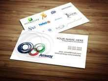 84 Create Amway Name Card Template Layouts for Amway Name Card Template