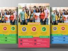 84 Create Education Flyer Templates Formating by Education Flyer Templates