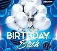 Free Birthday Bash Flyer Templates