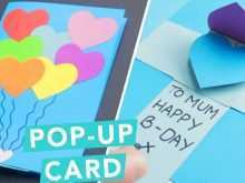 84 Customize Our Free Rainbow Pop Up Card Template in Photoshop for Rainbow Pop Up Card Template
