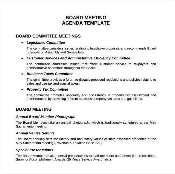 84 Format A Meeting Agenda Example Psd File For A Meeting Agenda Example Cards Design Templates