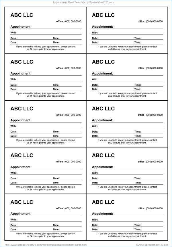 84 Free Business Card Template In Excel for Business Card Template In Excel