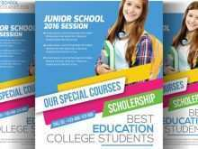 84 Free Free Education Flyer Templates For Free by Free Education Flyer Templates