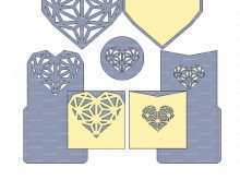 84 Free Heart Card Templates Cdr in Word with Heart Card Templates Cdr