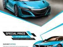 84 Online Car Flyer Template Templates with Car Flyer Template