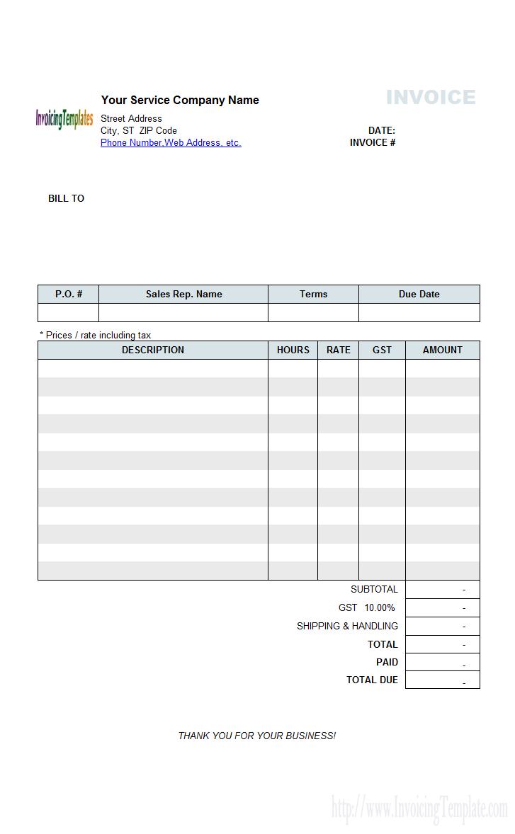 84 Online Vat Invoice Template Uk Excel For Free For Vat Invoice Template Uk Excel Cards Design Templates