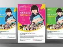 84 Report After School Care Flyer Templates Now by After School Care Flyer Templates