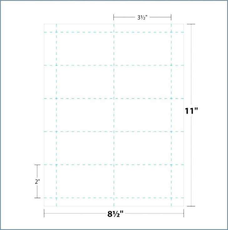84 Standard Card Templates 8 Per Page Formating by Card Templates 8 Per Page