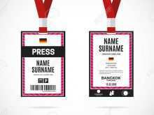 84 The Best Id Card Press Template Now by Id Card Press Template