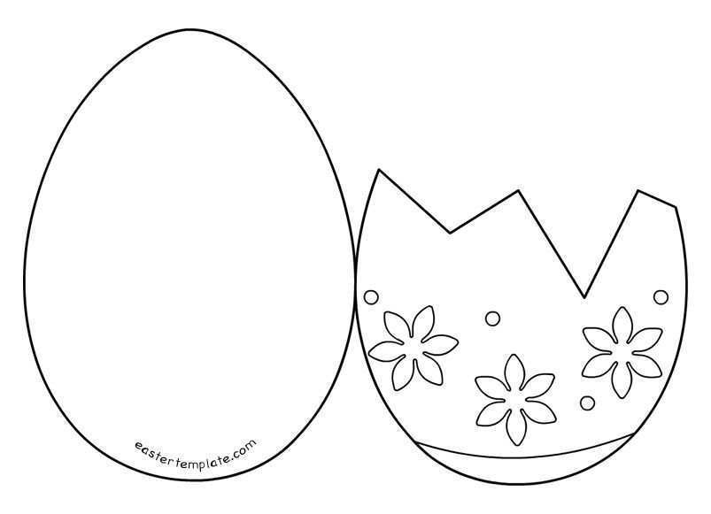 84 Visiting Easter Card Templates Printable Layouts for Easter Card Templates Printable