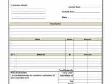 85 Best Business Tax Invoice Template Photo by Business Tax Invoice Template