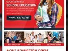 85 Creating Free Education Flyer Templates Photo with Free Education Flyer Templates