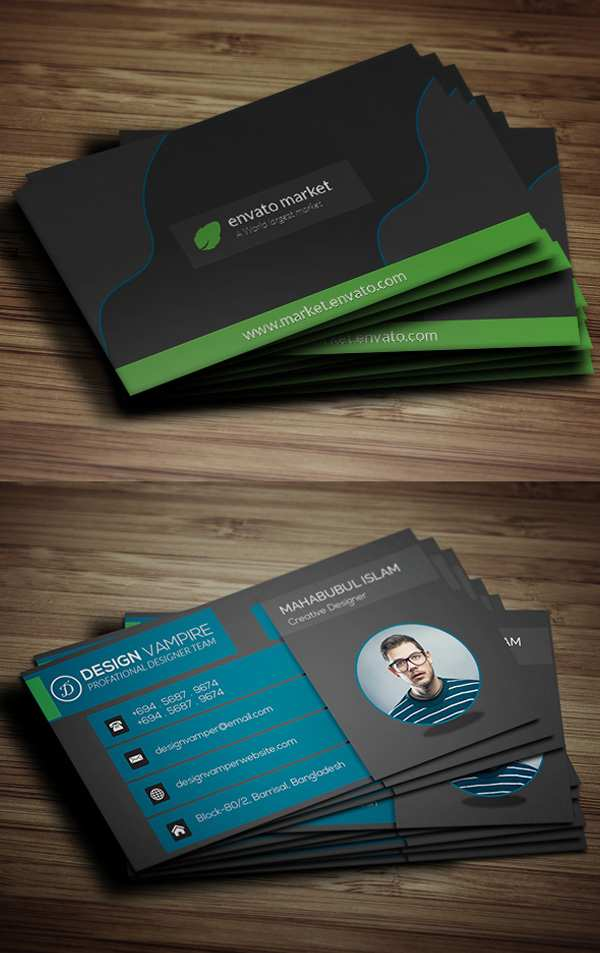85 Customize Business Card Template To Download For Free Maker by Business Card Template To Download For Free