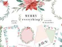 85 Customize Our Free Christmas Card Template A4 Layouts with Christmas Card Template A4