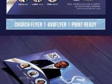85 Customize Our Free Church Flyer Design Templates for Ms Word with Church Flyer Design Templates