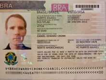Brazilian Id Card Template