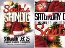 85 Free Christmas Party Flyer Templates Formating by Christmas Party Flyer Templates
