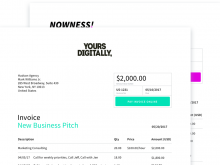 85 Free Notary Public Invoice Template Layouts for Notary Public Invoice Template