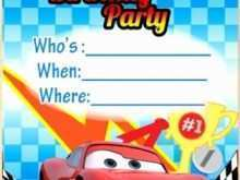 85 How To Create Birthday Card Template Cars For Free for Birthday Card Template Cars