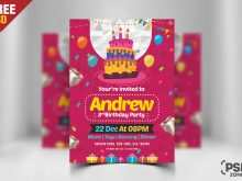 85 How To Create Birthday Invitation Card Maker Near Me in Word with Birthday Invitation Card Maker Near Me