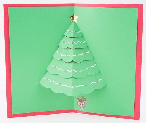85 Online Pop Up Card Pattern Christmas Now for Pop Up Card Pattern Christmas