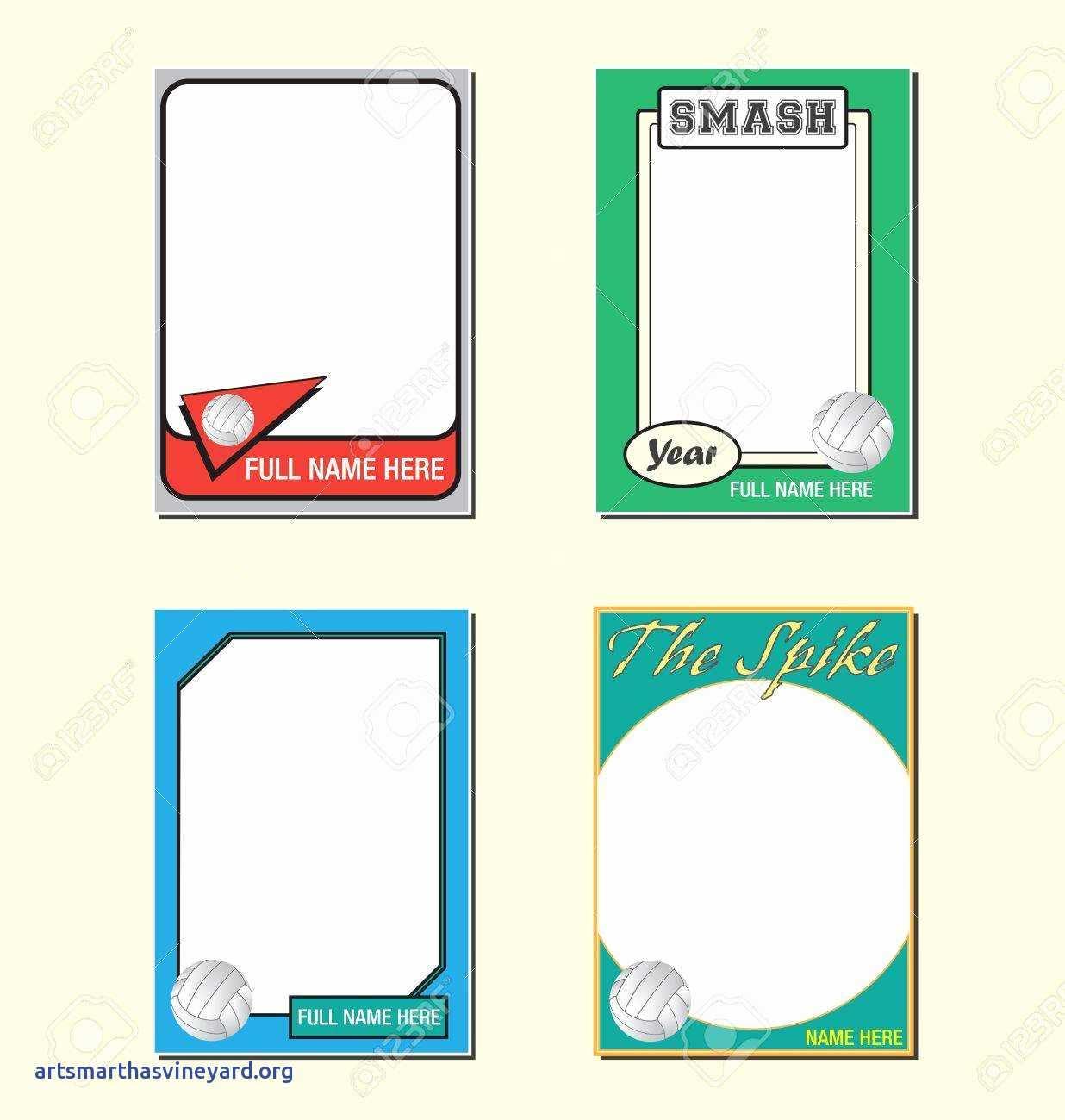 85 Standard Baseball Name Card Template in Photoshop for Baseball Name Card Template
