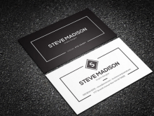 85 Standard Business Cards Templates Samples Maker for Business Cards Templates Samples
