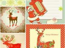 85 Standard Retro Christmas Card Templates Layouts for Retro Christmas Card Templates