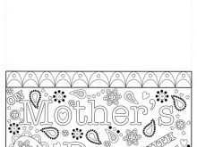 Mother Day Card Template Printable