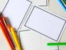 85 The Best Template Of Postcard Free Printable PSD File by Template Of Postcard Free Printable