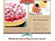 86 Adding Bakery Flyer Templates Free in Word with Bakery Flyer Templates Free