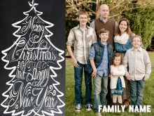 86 Adding Christmas Card Ideas Templates in Photoshop with Christmas Card Ideas Templates
