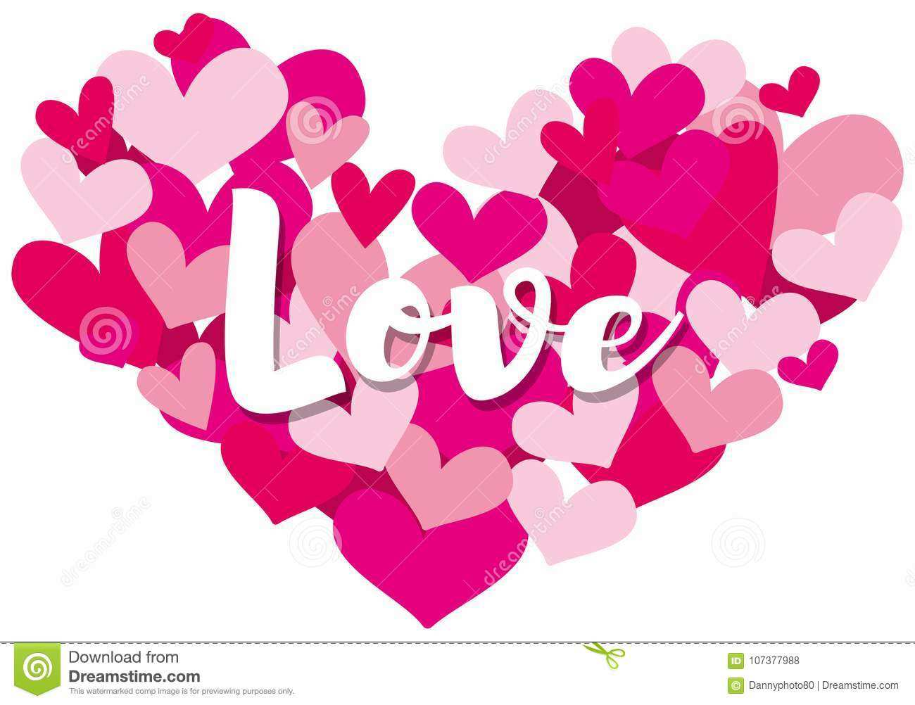 86 Blank Heart Card Templates Word in Word for Heart Card Templates Word