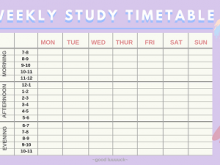 86 Class Timetable Template Ks2 Templates by Class Timetable Template Ks2