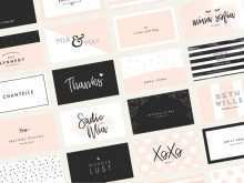 86 Create B Card Templates With Stunning Design for B Card Templates