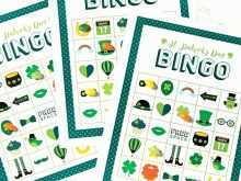 Bingo Flyer Template Free