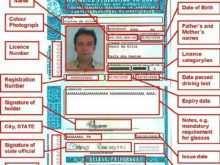 86 Create Brazilian Id Card Template in Word with Brazilian Id Card Template