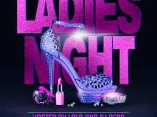 86 Create Ladies Night Flyer Template Free Maker with Ladies Night Flyer Template Free